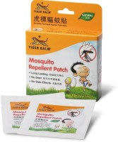 Tiger Balm Mosquito Repellent Patch - 10Pc