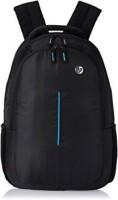 HP 1 Laptop Bag(Black, Blue)