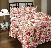 Renown Floral Single Dohar Multicolor(2 Dohar/AC Blanket)