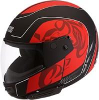 2cc3bc54 Studds NINJA D3 DECOR Motorbike Helmet(D3 MATT BLACK N2 RED)