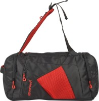 5b082e0ecaa1 INFINITI Wayfarer Red Duffpack Travel Duffel Bag(Black