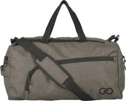 ebb05d3ab53d INFINITI Drape Grey Travel Duffel Bag(Grey)