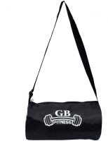 GB Fitness Black Gym Bag(Black f86624a982490