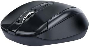 Iball Freego G18 Black Wireless Optical Mouse(USB, Full Back)