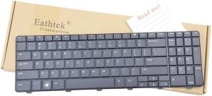 SellZone Inspiron 09GT99 M5010 N5010 Compatible Internal Laptop Keyboard(Black)