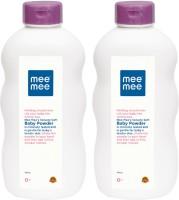 Meemee Mee Mee Fresh Feel Baby Powder 200 g (Pack of 2 )(200 g)