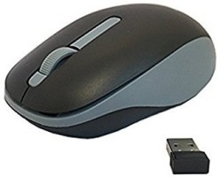 Inspire Cloud 2.4 Ghz Wireless Mouse Wireless Optical Mouse(USB, Black)