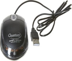 oyd QHM222 Wired Laser Mouse(USB, USB, Multicolor)