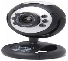 Quantum M495LM Night Vision Webcam(Black)