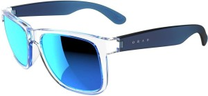 c489d7ee48f1 ORAO Walking 400 Fitness Sports Goggles(Blue)
