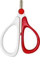 toys factory 0021 Baby Scissor Safety scissor Scissors(Set of 1, Multicolor)