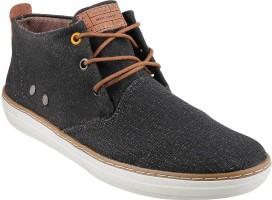 dcc4f12257 West Coast Sneaker Modena Preto Denim Driving Shoes For Men(Black)