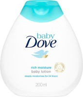 Baby Dove Rich Moisture Baby Lotion(200 ml)