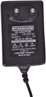Standard 220v to 5V - 1 Amp (Maxine product Made in India) Worldwide Adaptor(Black)