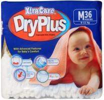Xtracare Dryplus Baby Diapers - M(36 Pieces)