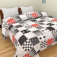 ASOKAM' Abstract Single Blanket Multicolor