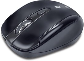 iBall BT21 Wireless Optical Mouse(Bluetooth, Black)