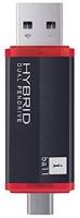 Iball 32GB HYBRID 16 Pen Drive(Black)