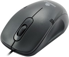 Zebronics POWER PLUS Wired Optical Mouse(USB, Black)
