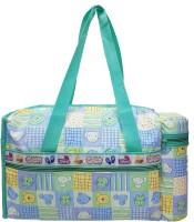 GoodStart Diaper Bag with Bottle Warmer Diaper Bag(Green)
