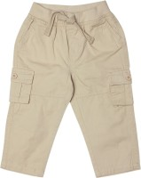 C.U.B. Short For Boys Casual Solid Cotton(Beige, Pack of 1)