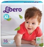 Libero XL (8 x 16's) Open diapers - XL(16 Pieces)