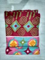 100 trusted Floral Single Blanket Pink(1 BLANKET)