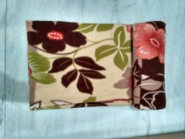 100 trusted Floral Single Blanket Brown(1 BLANKET)