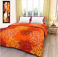 Craft Junction Floral Single Dohar Multicolor(AC Dohar, 1 AC Blanket)