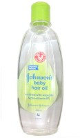 Johnson's Baby Hair Oil(200 ml)