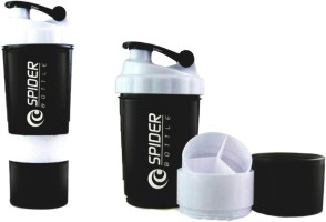 4a0f433774 medlycare india BESTProtein Shaker + Fruit Infuser Water Bottle 500ml +  Anti-Sweat + Protein