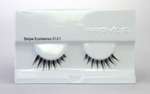 1a8f9862b88 Provoc Stripe Eyelashes 0121(Pack of 1)