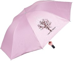 389bc60eab822 Tik Toc Fashionable Wine Bottle Pink Cover Travel Umbrella Umbrella(Pink)