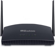 iball WRB-303N Router(Black)