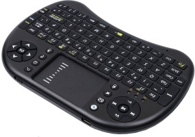 microsys MB1144 Bluetooth Laptop Keyboard(Black)