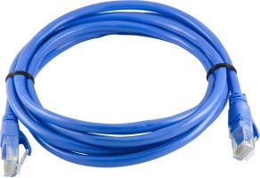 Storite CAT 6 RJ45 LAN cable 10m Network Cable(Blue)