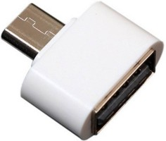 Frappel Micro USB OTG Adapter(Pack of 1)