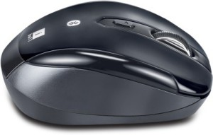 Iball Freego BT21 Wireless Optical Mouse(Bluetooth, Black)