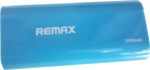 Rcube RM5000D Remax Power Box 5000mh 5000 mAh Power Bank(Blue-5000, Lithium-ion)