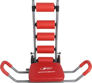 Speed Fitness Ab Rocket Twister With Excercise Dvd And Low-Calorie Meal Plan Ab Exerciser