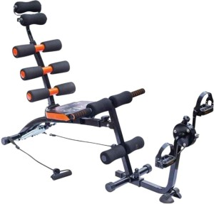 Deals Unlimited six pack with cycle Ab Exerciser