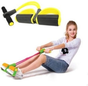 Gadgetbucket Ab Builder and Tummy Trimmer Ab Pull Exerciser Body Trimmer Keep Body Fit Slim Ab Exerciser