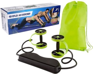 Strauss Revoflex With 6 Resistance Levels Ab Exerciser
