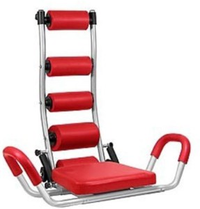 WDS abs-Care Twister Six Pack builder For Crunch with Leg Curl Ab Exerciser