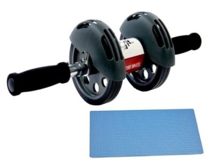 BFitusa Spring Double wheel Ab Exerciser Ab Exerciser