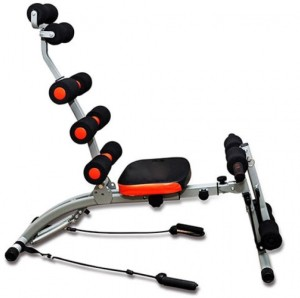 Indianmarina 6 in 1 abdominal six pack Ab Exerciser