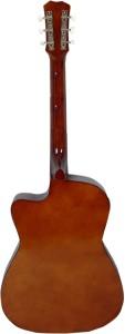 Jixing DD-380C JXNG-BRN Acoustic Guitar