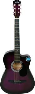 Jixing DD-380C JXNG-PUR Acoustic Guitar