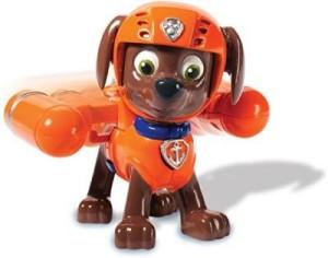 Paw Patrol Nickelodeon, Action Pack Pup U0026 Badge   Zuma