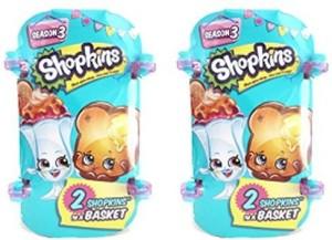 Shopkins Season 3 Two Basket Bundle